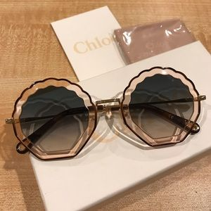 Chloe Tally Sunglasses